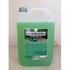 Антифриз ENGINE COOLANT GREEN 5л -40  R52 G11 (Россия)