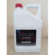 Антифриз MILLES AFR1 G12/G12+ -40  RED 4.4L/5кг (Бельгия)